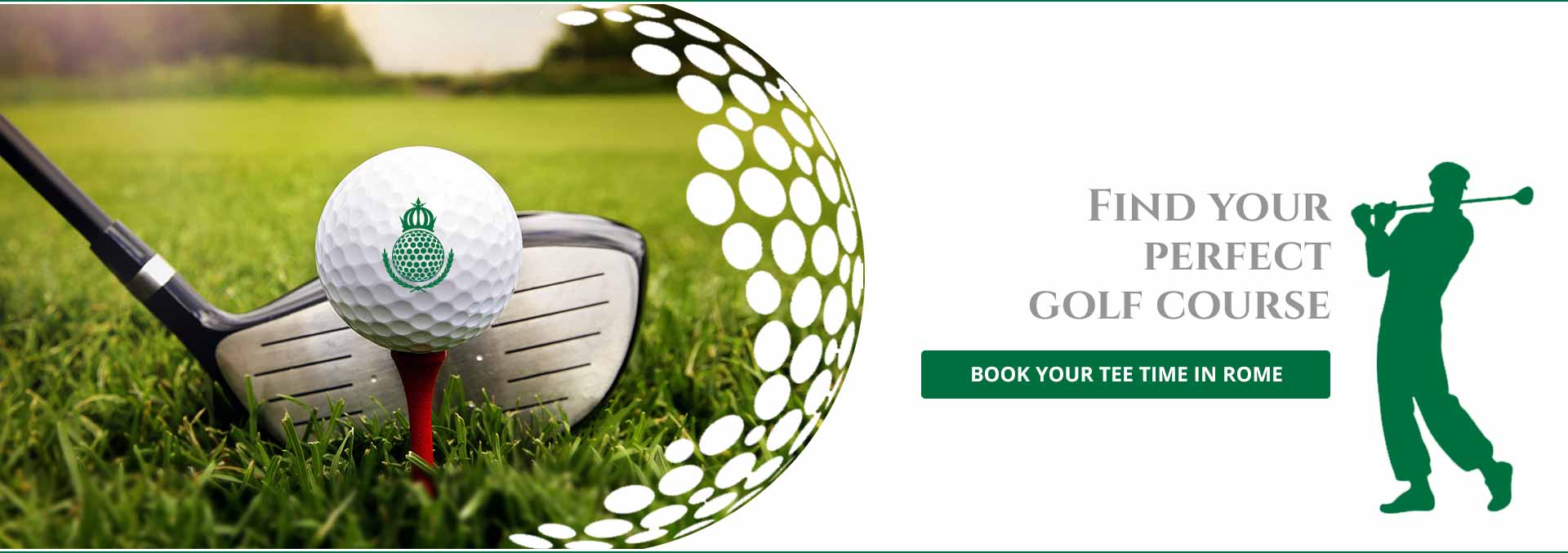 Golf clubs and courses in Rome
